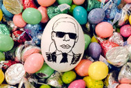 Moda kokulu paskalya yumurtaları