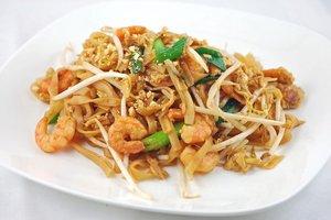Bir Tayland yemeği: Pad Thai