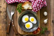 Ünlü şeflerden yumurta pişirmenin püf noktaları