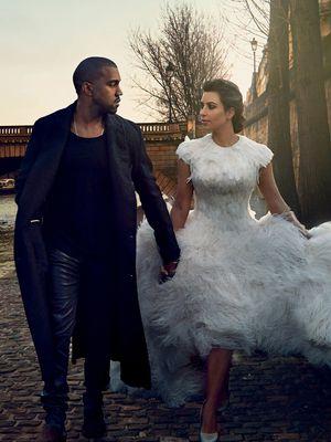 Kim Kardashian ile Kanye West'in muhteşem evi