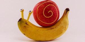 Meyvelere fırça değerse...