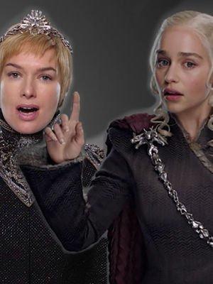 12 Game of Thrones itirafı!