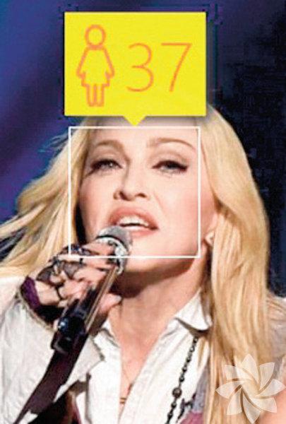 Madonna 37 (Gerçek yaşı 56)