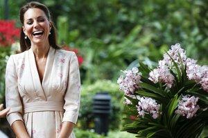 Cambridge Düşesi Kate Middleton'un stil günlüğü