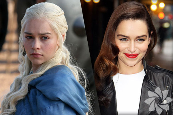 Daenerys Targaryen - Emilia Clarke
