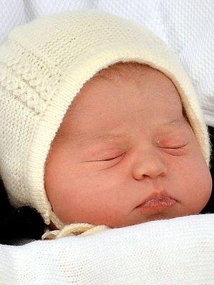 Prensesin adı açıklandı: Charlotte Elizabeth Diana