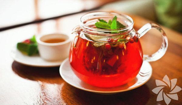 Yağ yaktıran çay