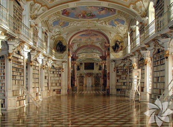 Admont Abbey Kütüphanesi - Avustralya