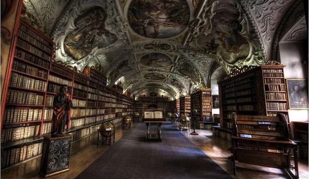 Bu kütüphanelerde okunur!