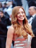 Dünya güzeli Cannes'da: Azra Akın'ın kırmızı halı stili