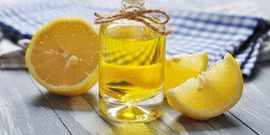 Teniniz limon yağıyla parlasın