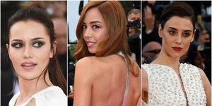 Cannes'da 3 güzel