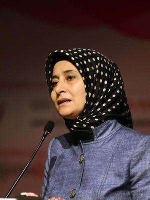 Sare Davutoğlu: Öncelikli maksat sezaryen oranlarını azaltmak değil