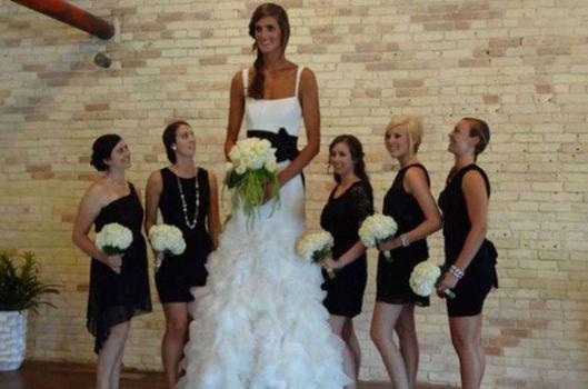 En tuhaf düğün fotoğrafları