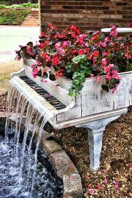 Eski mobilyalarınız çiçek açsın