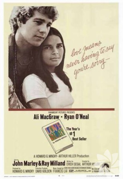 Aşk Hikayesi - Love Story (1970)
