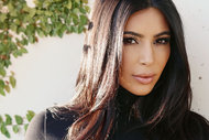 Kim Kardashian'dan makyaj dersi...