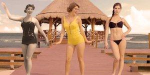1890'lardan bu yana bikininin evrimi