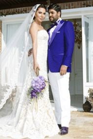 Ebru Yaşar evlendi!