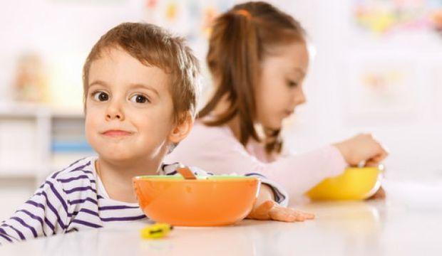 Kahvaltı etmeyen çocuklar obeziteye daha yatkın