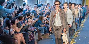 Moda haftalarının ardından 2016 erkeği