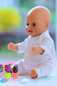 Bebeğiniz oyuncak değil, birey...