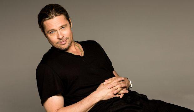 Brad Pitt'in yeni dövmesi