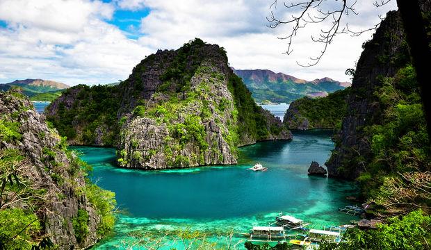 Dünyanın en güzel adası: Coron