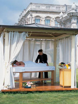 İstanbul'un en iyi spa ve hamamları