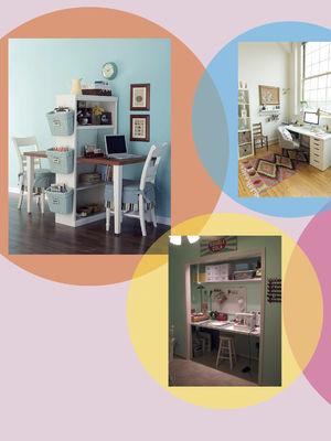 Çalışma odanızı yeniden dekore edin