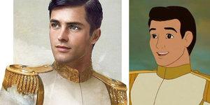 Bu prensler çok sahici!