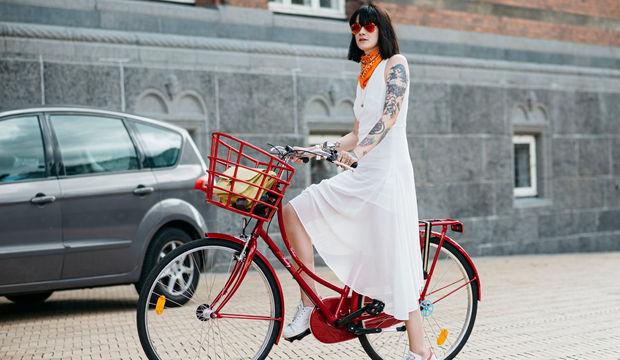 Kopenhag Moda Haftası sokak stili