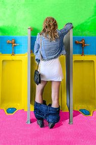Tuvaletlerde cinsiyet eşitliği