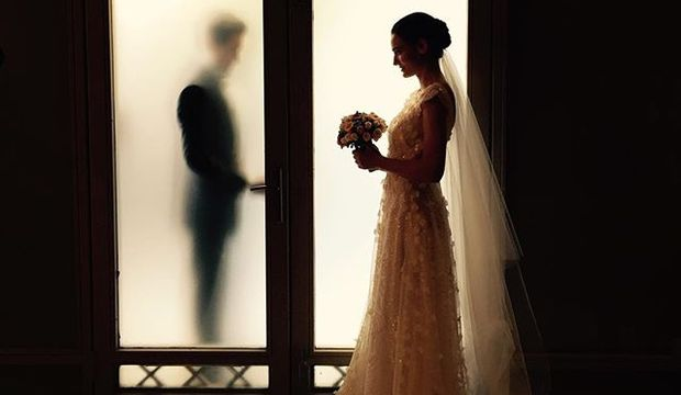 Saadet Işıl Aksoy evlendi!