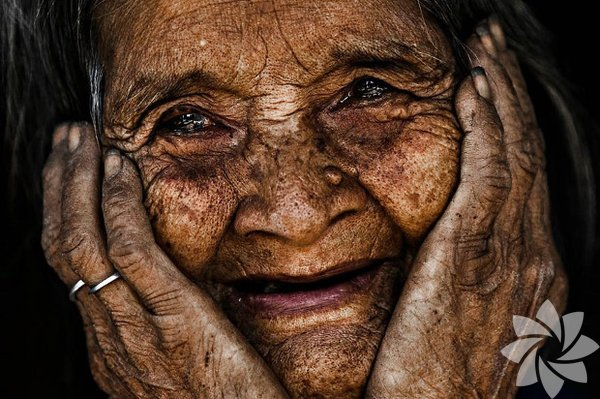 103 yaşında bir kadın - Vietnam