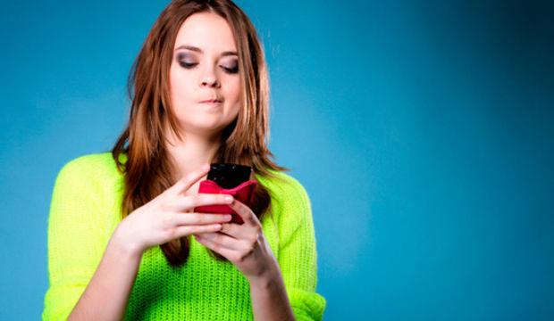 Partnerinizin telefonunu karıştırmayın!