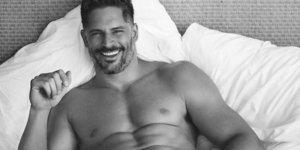 Aşık olunacak adamı bulduk: Joe Manganiello