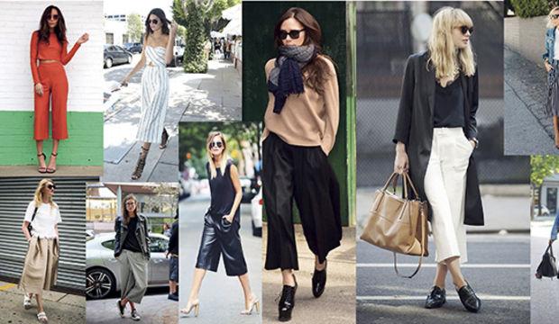 Trend: Culotte Stili