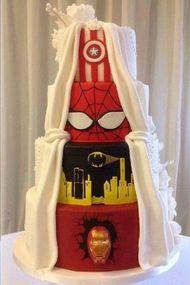 Düğün pastası kavgasına son!