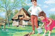 Vintage çocuk kitaplarını keşfediyoruz