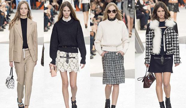 Louis Vuitton Sonbahar / Kış 2015