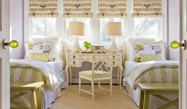 Bu yatak odalarında içiniz ısınacak!