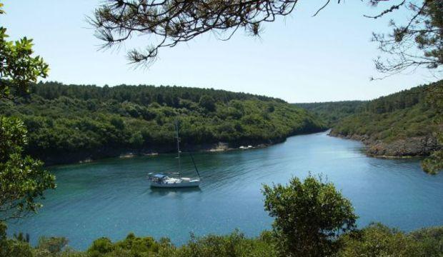 Sinop'ta bir cennet: Hamsilos koyu
