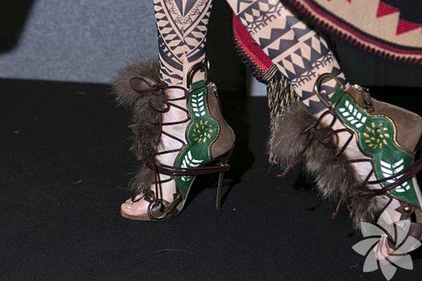 Yeni sezonun en trend ayakkabıları