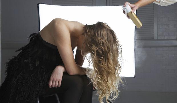 Saç spreyinin kullanım alanları