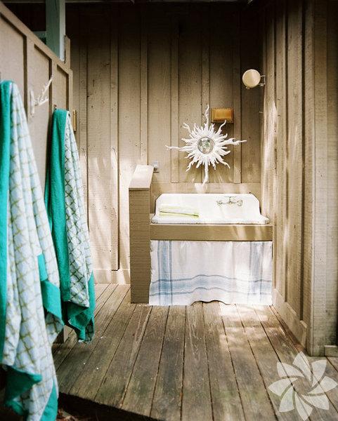 Plaj banyo