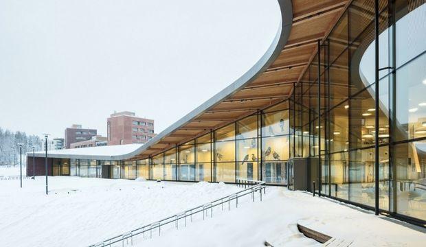 Geleceğin okulu Finlandiya'da açıldı!