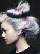 Saçlarda opal renk trendi
