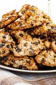Yulaflı kurabiye