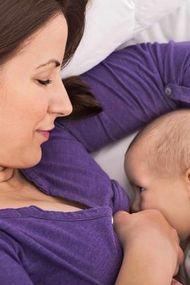 Bebeğini en çok emziren anneler Türkiye'de